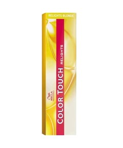 Color Touch Relights Blonde
