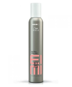 EIMI Extra Volume Strong Hold Volumising Mousse
