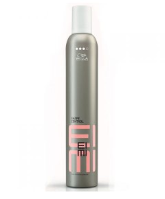 EIMI Shape Control Extra Firm Styling Mousse