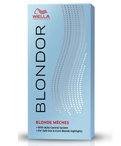 Blondor Blonde Meches Auto Control System