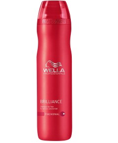 Professionals Brilliance Shampoo For Fine To Normal Coloured Hair