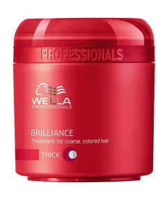 Professionals Brilliance Treatment For Coarse Coloured Hair