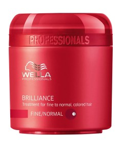 Professionals Brilliance Treatment For Fine To Normal Coloured Hair