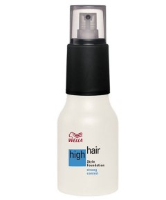 High Hair Style Foundation Light Control