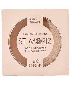 Shade N Shimmer Tan Enhancing Body And Highlighter