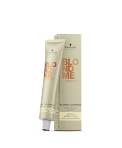 Blondme Permanent Color Blonde Coloring Cream