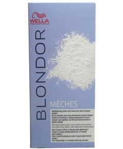 Blondor Meches Highlightening System