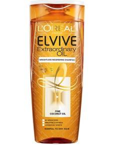 Elvive Extraordinary Coconut Oil Nourishing Shampoo