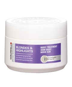 Dualsenses Blondes And Highlights 60 Sec Treatment