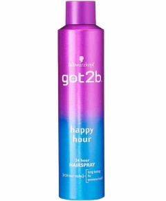 Got 2 Be Happy Hour 24 Hour Hairspray