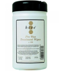 Pre Wax Treatment Wipes