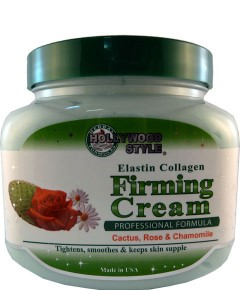 Hollywood Style Elastin Collagen Firming Cream