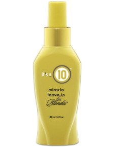 Miracle Leave In Conditioner Spray For Blondes