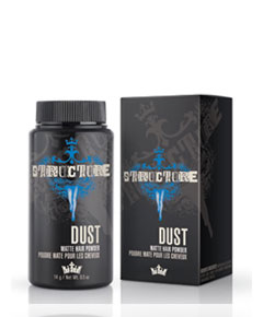 Structure Dust Matte Hair Powder