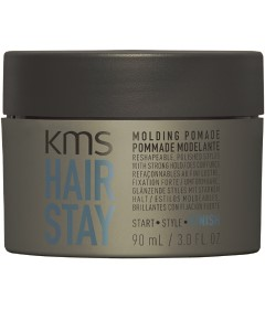 Hair Stay Molding Pomade New Pack