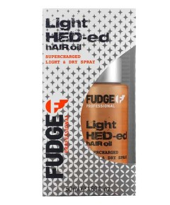 Light Hed Ed Hair Oil Super Charged Light And Dry Spray
