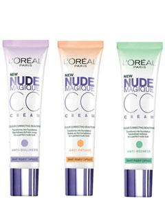 New Nude Magique CC Cream