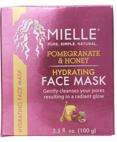 Pomegranate And Honey Hydrating Face Mask