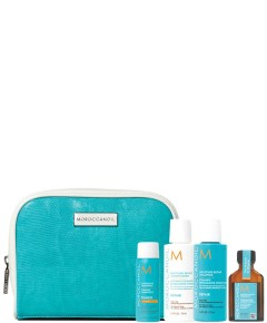 Moroccanoil Essential For Nourishment And Maintaining Your Styles Travel Bag