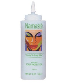 Namaste Scalp Protection