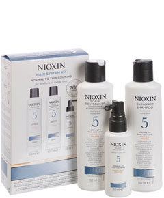 Nioxin Hair System Kit 5 Normal To Thin Looking