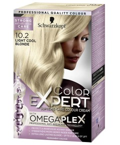 Color Expert Omegaplex Colour Cream 10.2 Light Cool Blonde