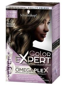 Color Expert Omegaplex Colour Cream 5.0 Medium Brown