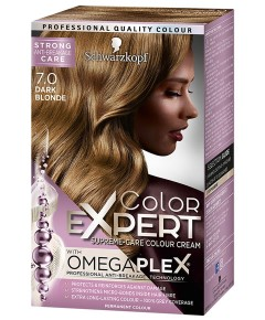 Color Expert Omegaplex Colour Cream 7.0 Dark Blonde
