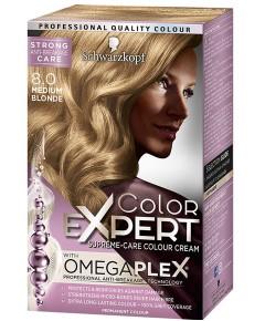 Color Expert Omegaplex Colour Cream 8.0 Medium Blonde