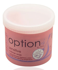Options Sensitive Creme Wax