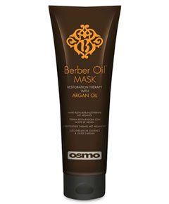 Berber Oil Mask Restoration Therapy With Argan Oil