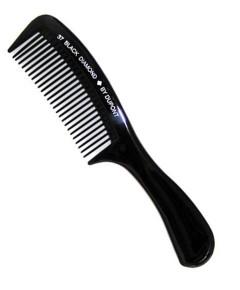 Black Diamond 37 Shampoo Rake Comb