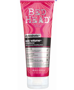 Bed Head Style Shots Epic Volume Conditioner
