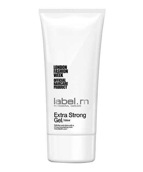 label m label m label m extra strong gel