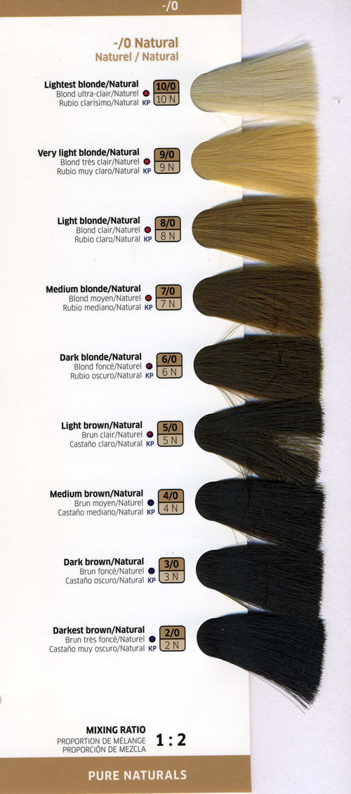 Wella Color Touch Color Touch Pure Naturals