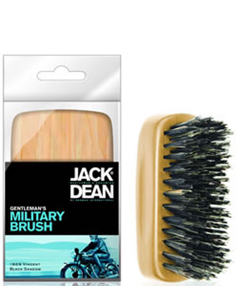 Jack dean jack dean jack dean gentlemens military brush for Perfect bake pro system