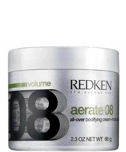 Redken redken styling aerate 08 bodifying cream for Perfect bake pro system