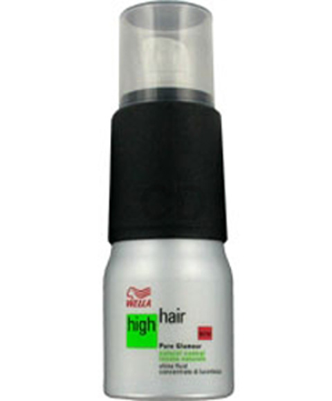 wella high hair | High Hair Pure Glamour Natural Control - MyHairandBeauty.co.uk