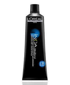 loreal inoa  inoa ammonia free ultra blond permanent