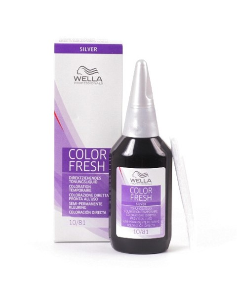 Wella Color Fresh Color Fresh Semi Permanent Colour